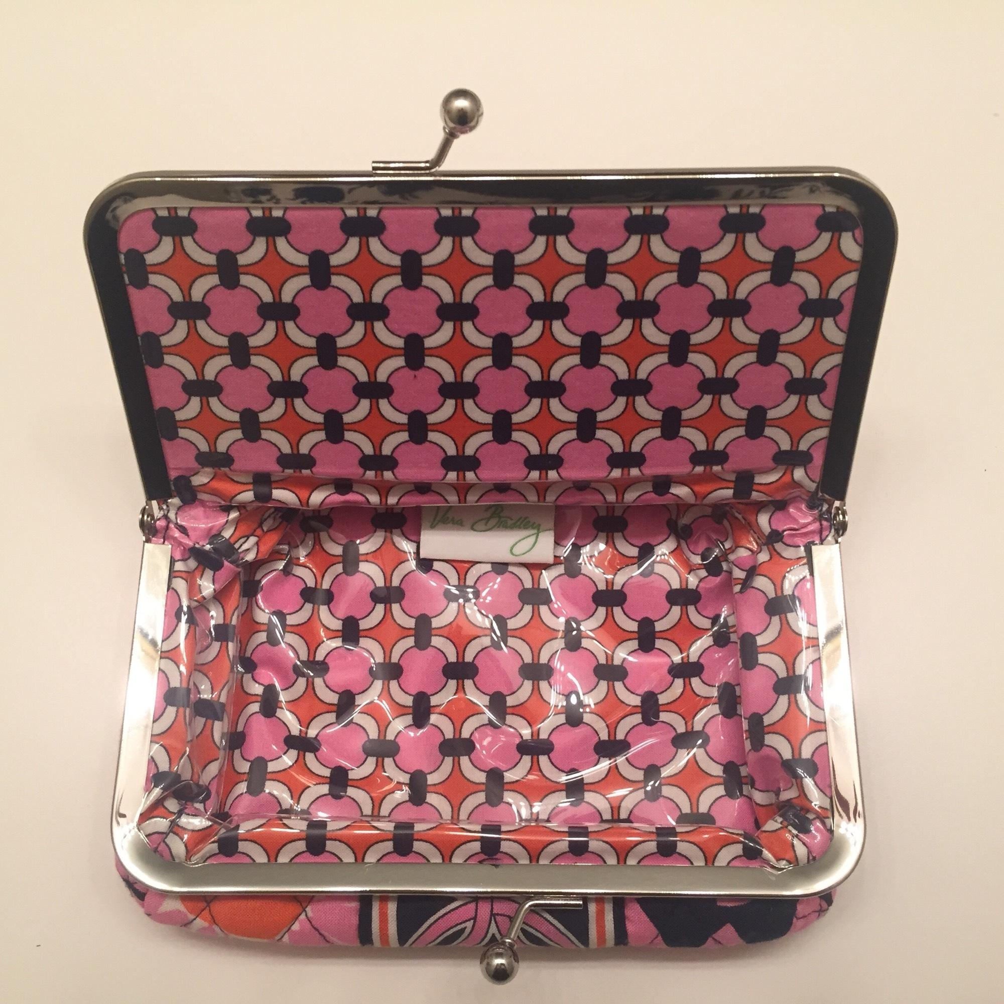 fc9e0a4fd83b Vera bradley pink kiss and make up cosmetic bag tradesy vera bradley  cosmetic bag jpg 2000x2000