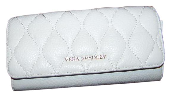 Vera Bradley Quilted Audrey Leather Wallet