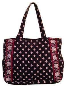 Vera Bradley Soft Embroidered Shoulder Bag