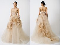 Vera Wang Flora Wedding Dress