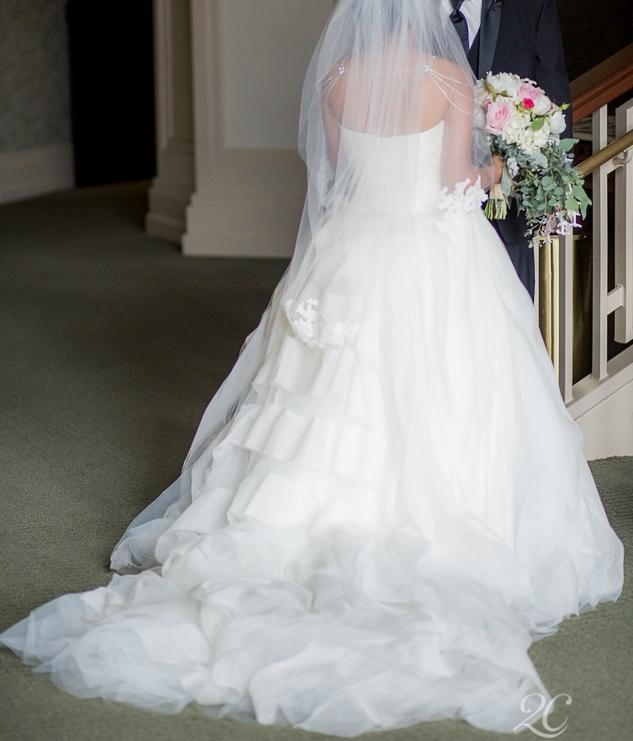 Wedding Gown Sale Online: Vera Wang Liesel Wedding Dress On Sale, 40% Off