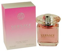 Versace BRIGHT CRYSTAL by VERSACE ~ Women's Eau de Toilette Spray 1 oz