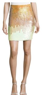 Versace Collection Mini Skirt