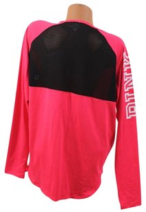Victoria's Secret Pink Sultimate Redpink T Shirt Red
