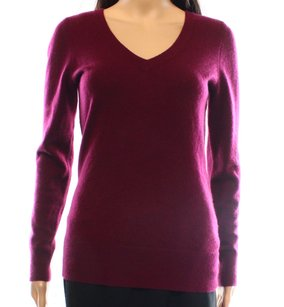 Vince 100% Cashmere Long Sleeve Sweater