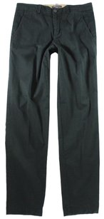 Vince Black Chino Cotton Mp Pants