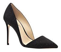 Vince Camuto Imagine Ossie Studded Dorsay black Pumps