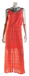 orange Maxi Dress by Vince Camuto