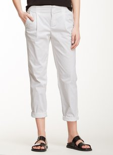 Vince Capris Cotton-blends Cropped Pants