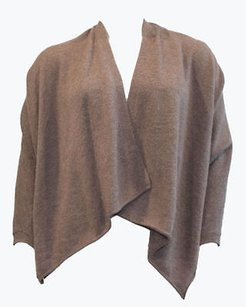 Vince Taupe 100 Sweater