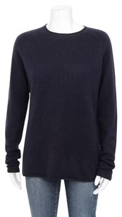 Vince Navy Cashmere Knit Sweater