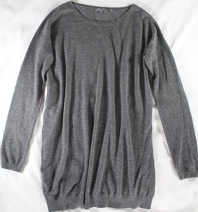 Vince Gray Mini Versatile Sweater