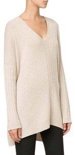 Vince Oatmeal Oversized Sweater