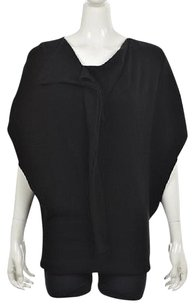 Vince Womens Casual Cashmere 34 Sleeve Sweater