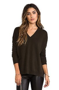 Vince Relaxed Cashmere Vneck Sweater