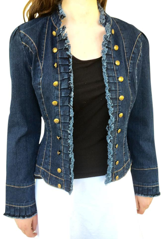 VINTAGE COLLECTION JEAN JACKET