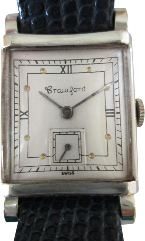 Vintage Crawford Swiss Watch