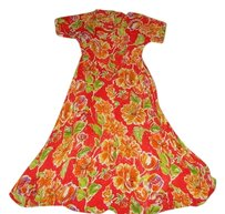 multicolor Maxi Dress by Sale Clearance Floral