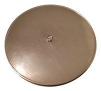 Vintage Sterling and Diamond Compact