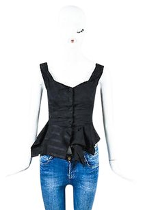 Vivienne Westwood Anglomania Top Black