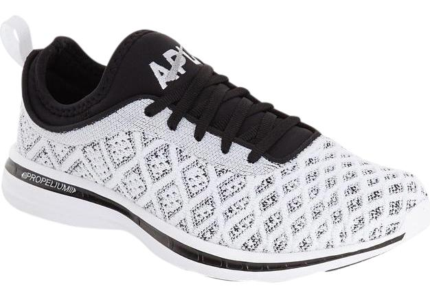 White/Black 'techloom Phantom' Sneakers Running Sneakers Phantom' Size US 7 Regular (M, B) 6b7cf7
