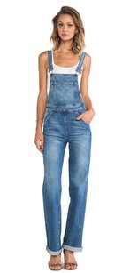 Wildfox High Jumpsuit Overalls Rise Dress