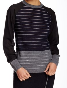Yigal Azroul C12101sk Knit Long Sleeve Top