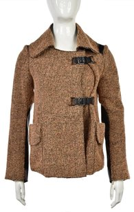Yoana Baraschi Basic Tan Jacket