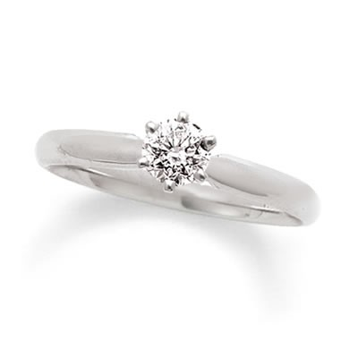 zales 1 3ct solitaire engagement ring in 14k