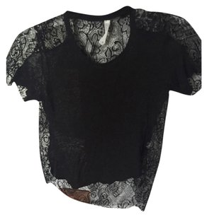 Zara Top black