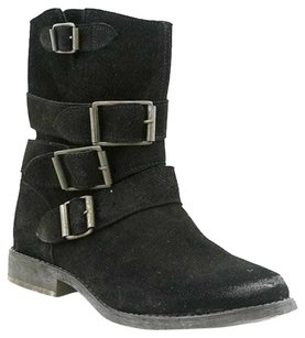 ZIGI NEW YORK Soho Soho Crumpet Black Boots